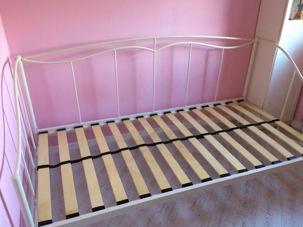 Single Metal Day Bed Frame From Next In Porthcawl Bridgend Gumtree