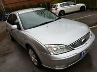 FORD MONDEO 1.8 LX 56 PLATE LOW MILEAGE SERVICE HISTORY LONG MOT FANTASTIC CAR