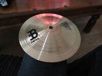 """Meinl 8"""" high bell Cymbal cheap"""