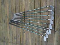 Ladies full set RH Mizuno golf irons