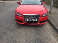 Audi A4 new shape bargain or swap for VW scirocco