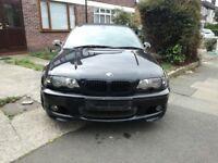 BMW 330 Msport cabrio sell/swap