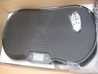 Bluefin Fitness Vibration Plate.