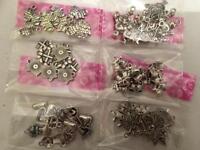 Jewellery making Christmas charms
