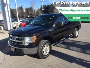 2013 Ford F-150 XLT | 4X4 | HEATED SEATS | 6PASS
