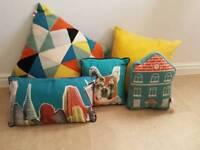 Ben D'lisi cushions