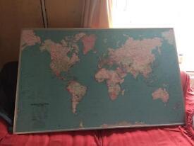 World map (large)
