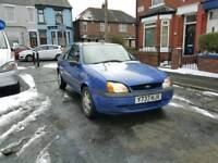 For sale 1.3 ford fiesta 94k thousands.