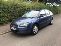 FORD FOCUS 1.6 LX 5DR 2005