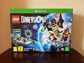 Lego Dimensions Xbox One Starter Pack (Complete/Played a few times)