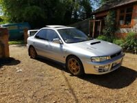 Subaru Impreza WRX Turbo 1996 2.0 Jap Import Version 3