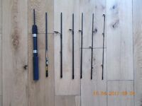 FISHING ROD. NGT EXPEDITION TRAVEL POACHING ROD. BRAND NEW.