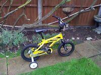 Ammaco MX14 BMX Bike