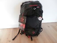 Mammut Pro Protection 35/45l. Avalanche Airbag Rucksack. Brand new with tags.