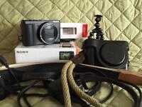 Sony Cyber-shot DSC-HX60V 20.4MP Digital Camera - Black *Nearly New* PRISTINE!!