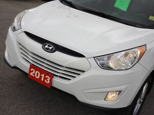 2013 Hyundai Tucson GLS   WELL EQUIPPED   ALLOYS   HEATED SEATS  Stratford Kitchener Area image 9