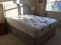 Silent Night Luxury 2000 pocket sprung mattress ( Diamond Collection)