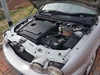 x type jaguar 12 months mot excellent condition for year