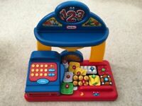Little Tikes learning shop