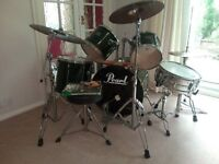 Pearl Drum Kit for Sale