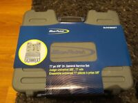 Blue point NEW 77pc 3/8 dr tool set snap on BNIB