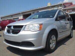 2012 Dodge Grand Caravan **CARGO** PRET A TRAVAILLER!