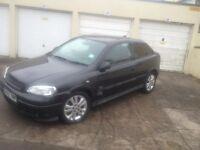 Vauxhall Astra Sri 16v sell/swap