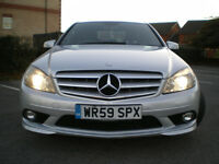 Mercedes-Benz C Class 3.0 C350 CDI Sport Saloon AMG 4dr Diesel 7G-Tronic * FULL SERVICE HISTORY***