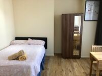 New & Large Studio Flat £1170pcm | Separated Kitchen | 5min to Cricklewood | ref. 04B-02A
