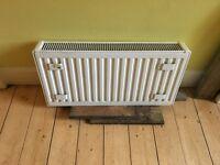 800x400 double panel radiator