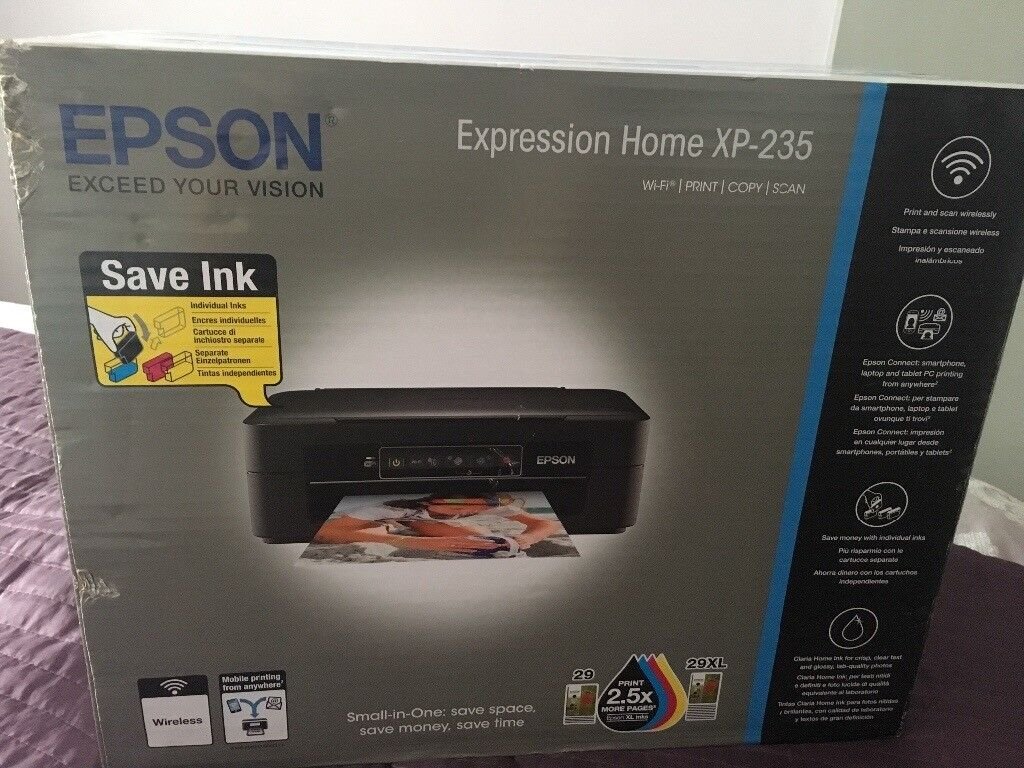 Brand new in box Epson Expression Home XP-245 | in Little Stoke, Bristol |  Gumtree