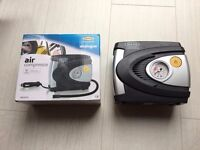 Ring RAC610 Analogue Tyre Inflator, 12V Air Compressor Tyre Pump