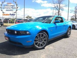 2010 Ford Mustang GT**LEATHER**NAVIGATION**BACK UP CAMERA**