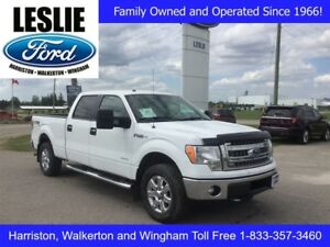 2014 Ford F-150 XTR   4X4   Accident Free   Rear View Camera