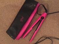 GHD straighteners and ghd protective sleeve/carrier