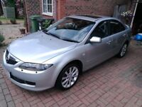 2006, service history, full leather interior, auto wipers and lights, electric drivers seat.