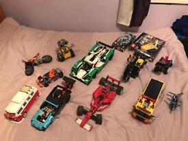 Lego Technic huge bundle