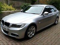 BMW 320d Msport auto low mileage 31k, Full BMW serv/history, 2011/11 4door, leather, AC, Parktronic