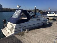 SEALINE - 218 ENVOY for sale in Devon WITH - BRAND NEW ENGINE & STERN DRIVE - ELECTRICS - STEERING