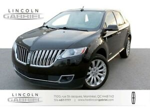 2015 Lincoln MKX AWD+NAVI+CAMERA+CUIR+TOIT PANO+JAMAIS ACCIDENT&