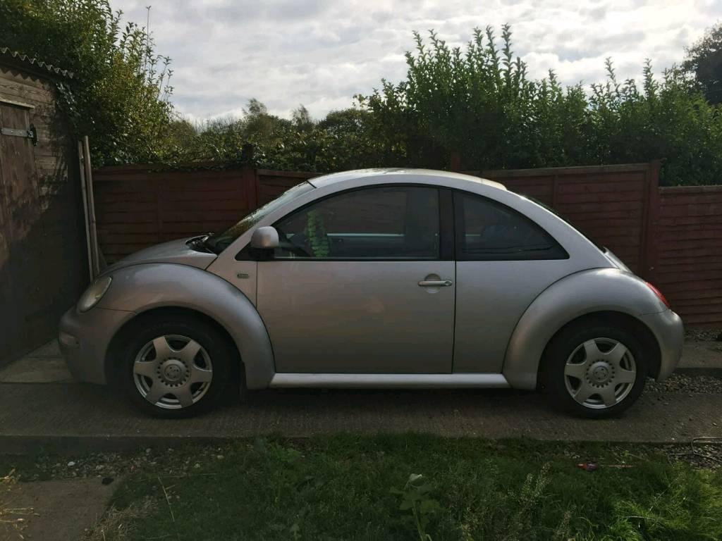 VW Beetle 2lt