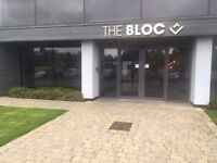 Ultra Modern office suite in The Bloc, Anlaby - suit up to 5 people