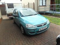 Vauxhall Corsa Life 5 door 1.2 ltr