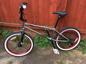 Radio Darko as new BMX bike