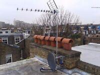 Aerial & Satellite, Foreign Satellite Installation's , CCTV, Home Alarm