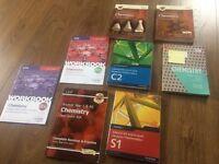 A level revision books