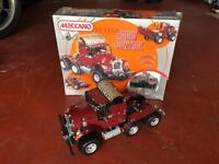 Meccano truck