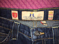 Ladies Genuine Juicy Couture Jeans - Brand New- 28 Waist, UK Size 10, Long