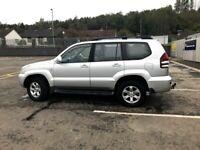Toyota, LAND CRUISER, Estate, 2004, Manual, 2982 (cc), 5 doors