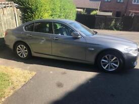 BMW f10 5 series 530d